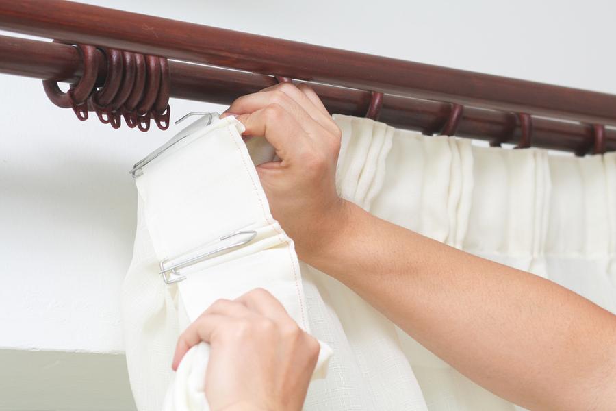 Wäscherei Schütze     Gardinen Vollservice